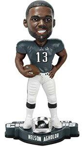 ボブルヘッド バブルヘッド 首振り人形 ボビンヘッド BOBBLEHEAD 【送料無料】FOCO Philadelphia Eagles Bobble Nelson Agholor #13 Super Bowl 52 Champsボブルヘッド バブルヘッド 首振り人形 ボビンヘッド BOBBLEHEAD