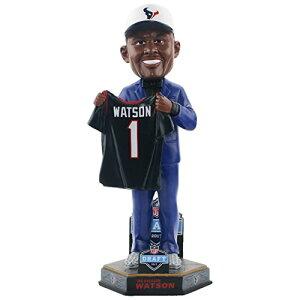 ボブルヘッド バブルヘッド 首振り人形 ボビンヘッド BOBBLEHEAD 【送料無料】Forever Collectibles Deshaun Watson Houston Texans 2017 NFL Draft Day Bobblehead NFLボブルヘッド バブルヘッド 首振り人形 ボビンヘッド BOBBLEHEAD
