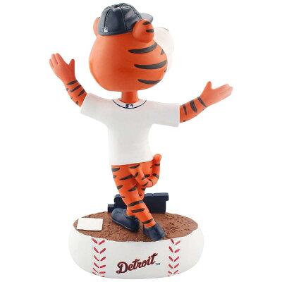 ボブルヘッド バブルヘッド 首振り人形 ボビンヘッド BOBBLEHEAD 【送料無料】FOCO MLB Detroit Tigers Unisex Baller BOBBLEBALLER Bobble, Team Color, One Sizeボブルヘッド バブルヘッド 首振り人形 ボビンヘッド BOBBLEHEAD・・・ 画像1