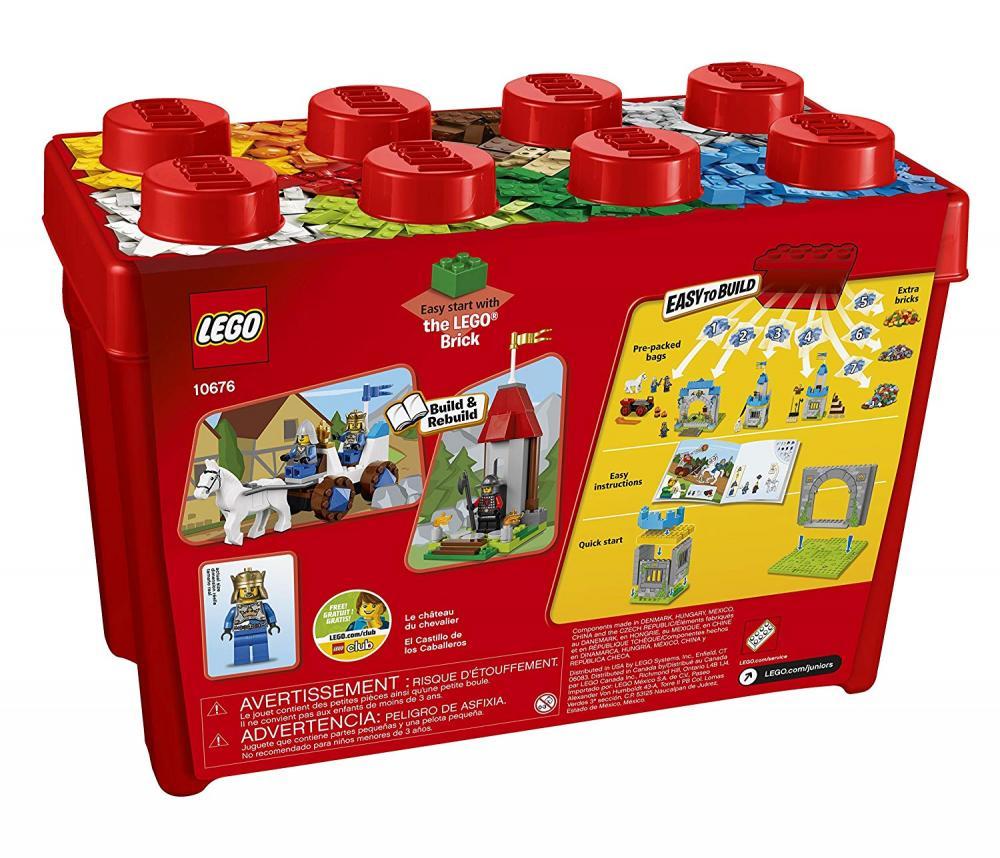 レゴ LEGO Juniors Knights' Castle 10676 Building Setレゴ