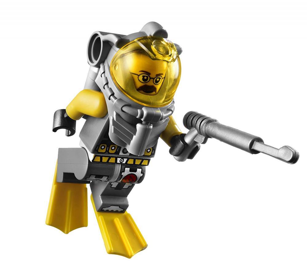 レゴ LEGO Atlantis Angler Attack 7978レゴ