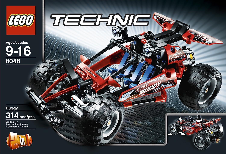 レゴ テクニックシリーズ LEGO TECHNIC Buggy (8048)レゴ テクニックシリーズ