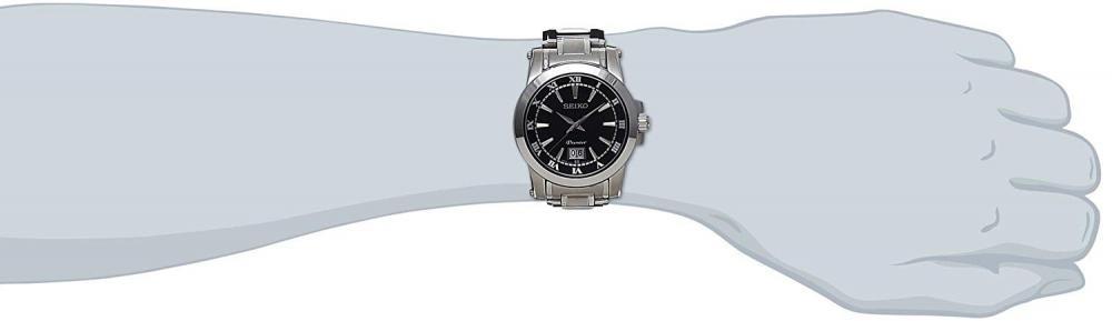 セイコー 腕時計 メンズ SEIKO PREMIER quartz watch Men's 100M SCJL003 made in Japanセイコー 腕時計 メンズ