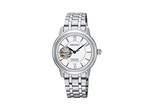 セイコー 腕時計 メンズ Seiko Presage SSA809J1 White Men Watchセイコー 腕時計 メンズ