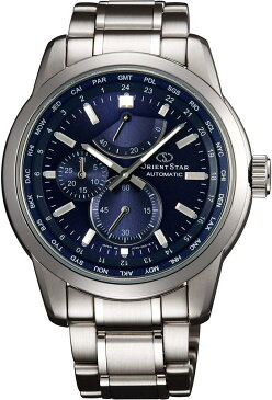 オリエント 腕時計 メンズ ORIENT watch ORIENTSTAR World Time automatic winding WZ0021JC Menオリエント 腕時計 メンズ