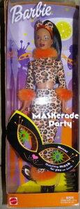 バービー バービー人形 【送料無料】African American Maskerade Party Barbie by Barbieバービー バービー人形