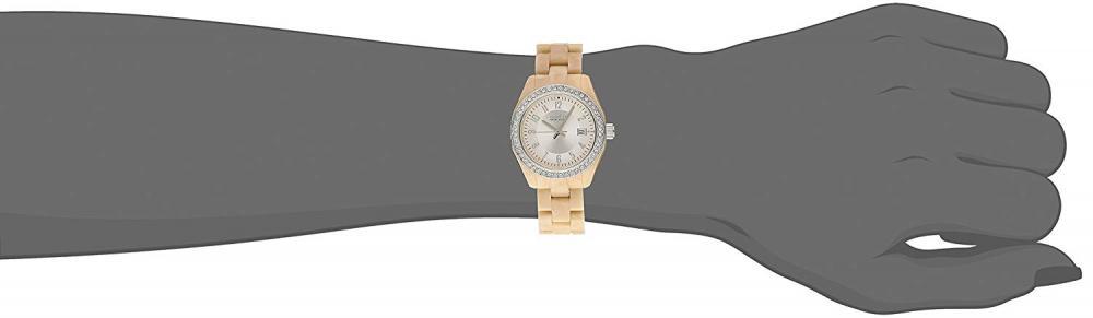 ブローバ 腕時計 レディース Caravelle New York Women's 43M109 Crystal Watchブローバ 腕時計 レディース