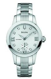 腕時計 ブローバ レディース 【送料無料】Accutron by Bulova Masella Diamond Markers Quartz Women's Watch 63P01腕時計 ブローバ レディース