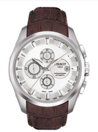ティソ 腕時計 メンズ Tissot Men's Couturier Chronograph Watch T035.627.16.031.00ティソ 腕時計 メンズ