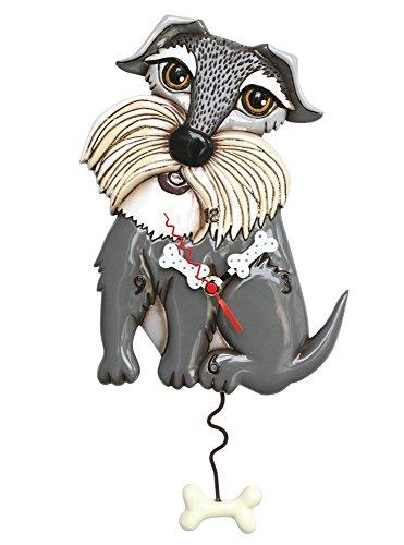 壁掛け時計 振り子時計 インテリア 海外モデル アメリカ Lucy Dog Pendulum Clock壁掛け時計 振り子時計 インテリア 海外モデル アメリカ