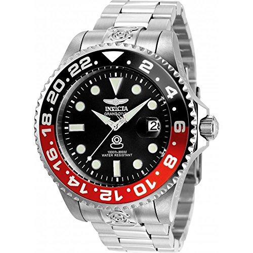 インヴィクタ インビクタ プロダイバー 腕時計 メンズ Invicta Men's Pro Diver 47mm Steel Bracelet & Case Automatic Charcoal Dial Analog Watch 21867インヴィクタ インビクタ プロダイバー 腕時計 メンズ