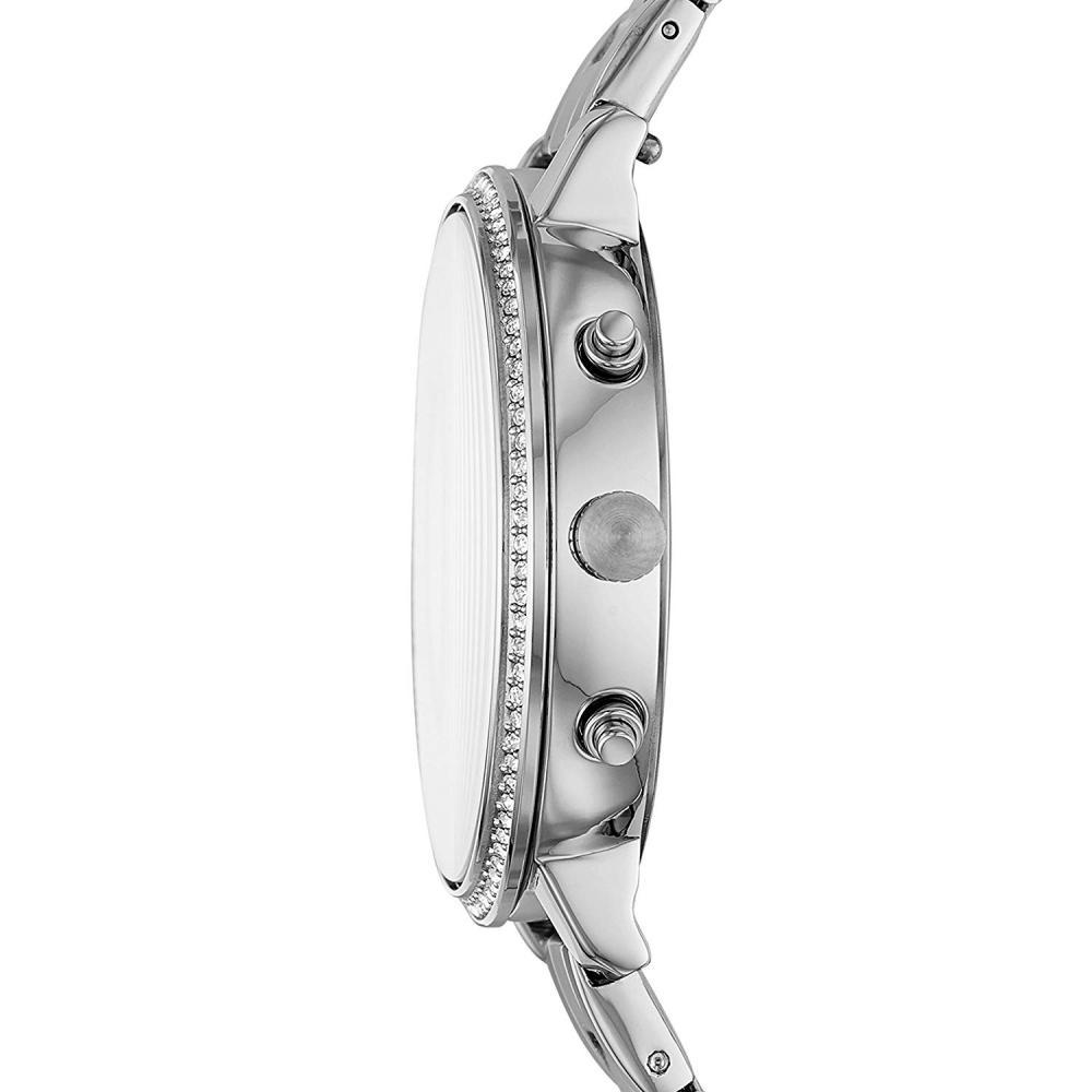 フォッシル 腕時計 レディース Fossil Women's Sylvia Quartz Stainless-Steel Strap, Silver, 16 Casual Watch (Model: ES4435フォッシル 腕時計 レディース