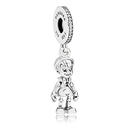 パンドラ ブレスレット アクセサリー ブランド かわいい Pandora Disney Pinocchio Dangle Charm 797489CZパンドラ ブレスレット ...