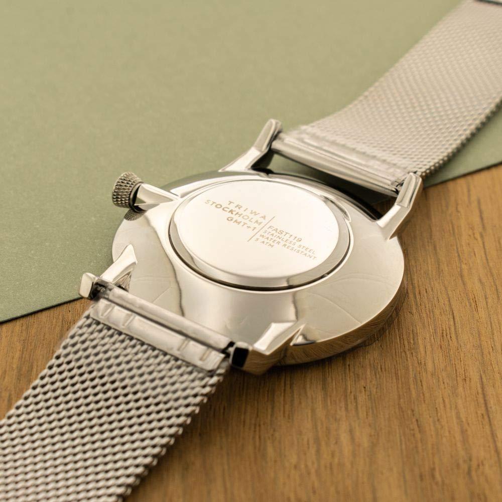 トリワ 腕時計 メンズ 北欧 ヨーロッパ Triwa Smoky Falken Watch | Steel Meshトリワ 腕時計 メンズ 北欧 ヨーロッパ