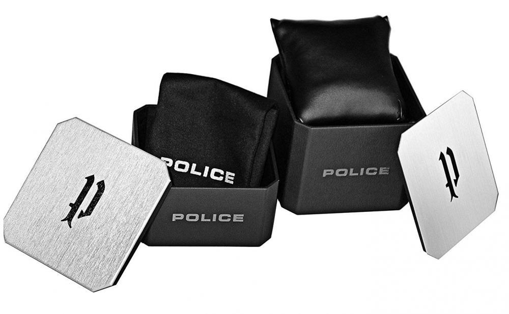 ポリス 腕時計 メンズ Police 15384JS-02 Mens Clan Watchポリス 腕時計 メンズ