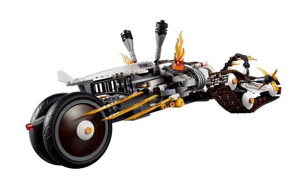 レゴ ニンジャゴー LEGO NINJAGO Ultra Sonic Raider Vehicle w/ Minifigures | 9449レゴ ニンジャゴー