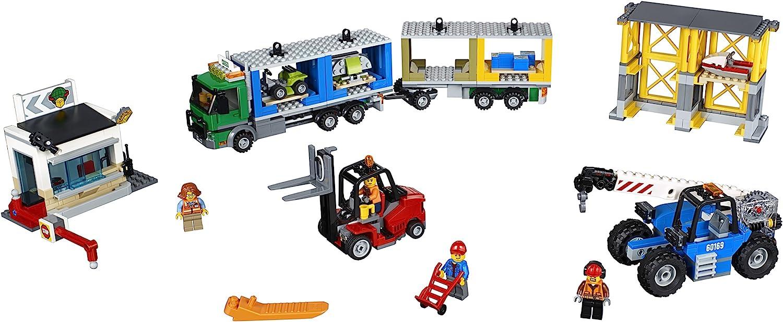 レゴ シティ City Town - Cargo Terminalレゴ シティ