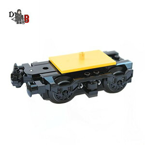 レゴ シティ LEGO Custom City Train Bogie Buffer with Wheels for Carriages and locomotives.レゴ シティ