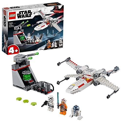 レゴ スターウォーズ LEGO Star Wars X-Wing Starfighter Trench Run 4+ Building Kitレゴ スターウォーズ