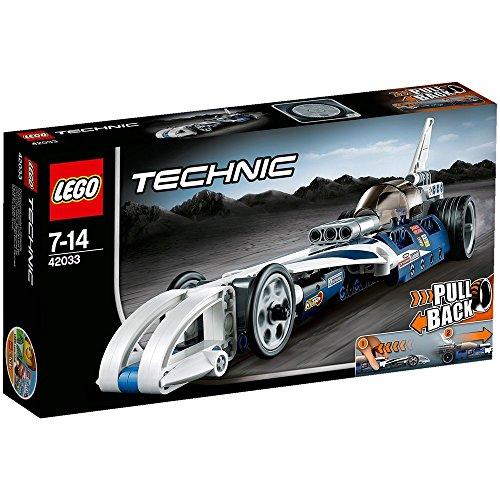 レゴ テクニックシリーズ LEGO Technic 42033 - Action Raketenautoレゴ テクニックシリーズ