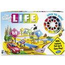 【送料無料】人生ゲーム ボードゲーム テーブルゲーム ハスブロ The Game of Life 2-4人 8歳以上