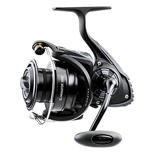 フィッシング, リール  Daiwa Daiwa, Eliminator Spinning Reel, 3000, 5.6:1 Gear Ratio, 6 Bearings, 37.40 Retrieve Rate, Ambidextrous Daiwa