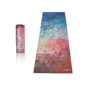 ヨガマット フィットネス Tribeca Love Hot Yoga Towel. Eco-Friendly, Lightweight, Insanely Absorbent, Non-Slip, Microfiber, Dries in Minutes. Ideal for Bikram, Hot Yoga/Pilates. Machine Washable. Printed w/Water Based Inks.ヨガマット フィットネス