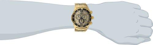 インヴィクタインビクタ腕時計メンズ14204InvictaMen's14204LupahChronographGoldDial18kGoldIon-PlatedStainlessSteelWatchインヴィクタインビクタ腕時計メンズ14204