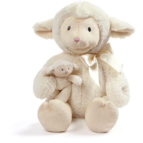 ぬいぐるみ・人形, ぬいぐるみ  Baby GUND Animated Talking Nursey Time Lamb with 5 Nursery Rhymes, 10