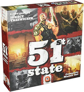 ボードゲーム 英語 アメリカ 海外ゲーム 【送料無料】51st State Master Set Board Gameボードゲーム 英語 アメリカ 海外ゲーム