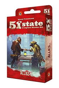 ボードゲーム 英語 アメリカ 海外ゲーム 【送料無料】Portal Games 51st State Allies Gameボードゲーム 英語 アメリカ 海外ゲーム