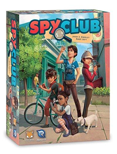 ファミリートイ・ゲーム, ボードゲーム  Spy Club