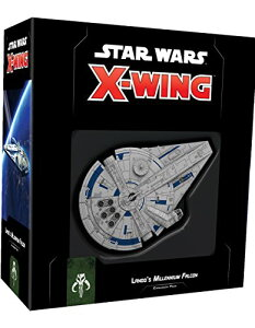 ボードゲーム 英語 アメリカ 海外ゲーム 【送料無料】X-Wing Second Edition: Lando's Millennium Falconボードゲーム 英語 アメリカ 海外ゲーム