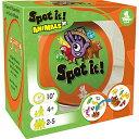 ボードゲーム 英語 アメリカ 海外ゲーム 【送料無料】Spot It! Junior Animals Card Game   Game For Kids   Preschool Age 4+   2 to 5 Players   Average Playtime 10 minutes   Made by Zygomaticボードゲーム 英語 アメリカ 海外ゲーム
