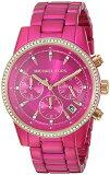 腕時計 マイケルコース レディース マイケル・コース アメリカ直輸入 【送料無料】Michael Kors Women's Ritz Quartz Watch with Stainless Steel Strap, Pink, 18 (Model: MK6718)腕時計 マイケルコース レディース マイケル・コース アメリカ直輸入