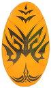 サーフィン スキムボード マリンスポーツ 【送料無料】Sunspecs Rubber Top Wooden Skimboard With Slip Free Grip (No Wax Needed!) (Orange, 41 Inch)サーフィン スキムボード マリンスポーツ