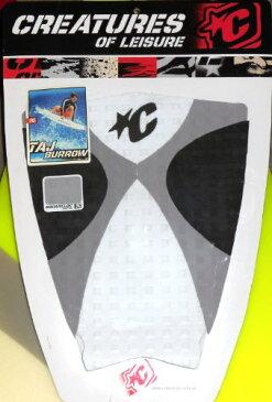 サーフィン デッキパッド マリンスポーツ Taj Burrow 【送料無料】Creatures of Leisure Taj Burrow Designed Surfboard Traction Pad. Designed and Created in Australia.サーフィン デッキパッド マリンスポーツ Taj Burrow