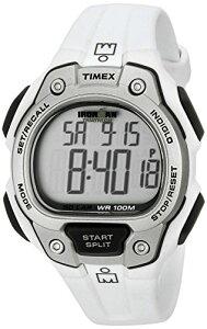 タイメックス 腕時計 メンズ T5K6909J 【送料無料】Timex Men's T5K6909J Ironman Traditional Digital Silver-Tone-and-Gray Resin Watch with Gray Resin Strapタイメックス 腕時計 メンズ T5K6909J