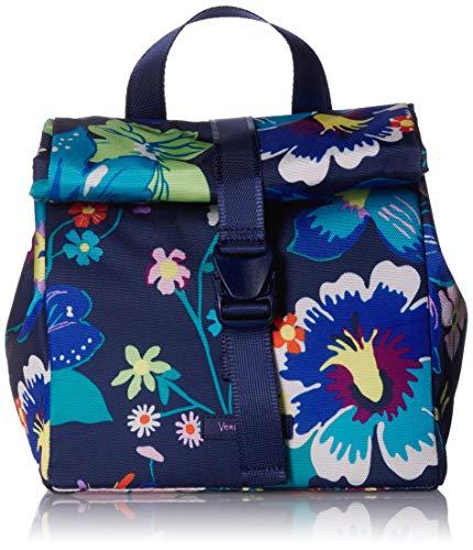 レディースバッグ, その他  Vera Bradley Womens Lighten Up Lunch Tote Lunch Bag, Firefly Garden