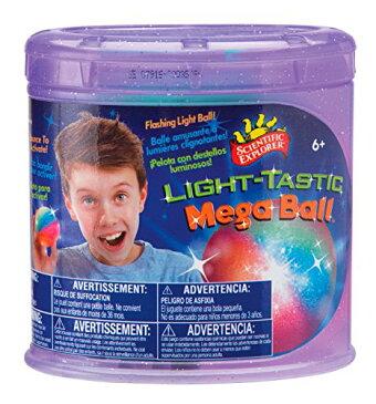 サイエンティフィックエクスプローラー 知育玩具 化学 科学 教育 0SA520TL 【送料無料】Scientific Explorer Light Tastic Mega Ballサイエンティフィックエクスプローラー 知育玩具 化学 科学 教育 0SA520TL