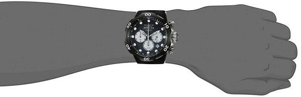 インヴィクタインビクタベノム腕時計メンズ22351InvictaMen's'Venom'QuartzStainlessSteelandSiliconeCasualWatch,Color:Black(Model:22351)インヴィクタインビクタベノム腕時計メンズ22351