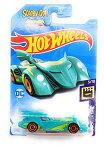 ホットウィール マテル ミニカー ホットウイール 【送料無料】Hot Wheels 2019 HW Screen Time Scooby Doo! and Batman: Brave and the Bold Batmobile 128/250ホットウィール マテル ミニカー ホットウイール