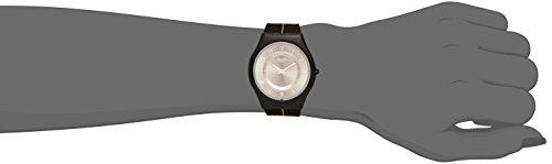 【当店1年保証】スウォッチSwatch SFB145 Skin - My Silver Black Watch