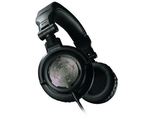 オーディオ, ヘッドホン・イヤホン  FBADN-HP700 Denon DJ DN-HP700 90-Degree Swiveling Circumaural Over-Ear Dynamic DJ Head Phones (40mm 1700mW) FBADN-HP700