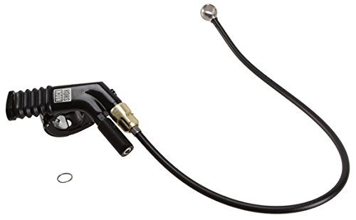 ハンドル パーツ 自転車 コンポーネント サイクリング RockShox Remote XLoc Full Sprint Left (inc. Hose/Banjo) w/Gold Adjusterハンドル パーツ 自転車 コンポーネント サイクリング