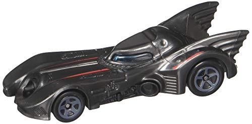 乗り物のおもちゃ, その他  Hot Wheels 2018 50th Anniversary Batman Batmobile (1989 Movie) 62365, Dark Gray