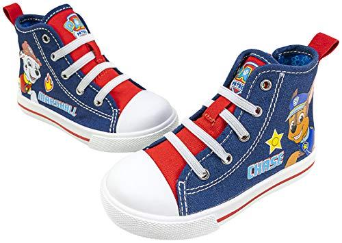 キッズファッション, その他  Paw Patrol Toddler Shoes,Chase Marshall,Zipper Closure,Navy Blue,Toddler Size 6