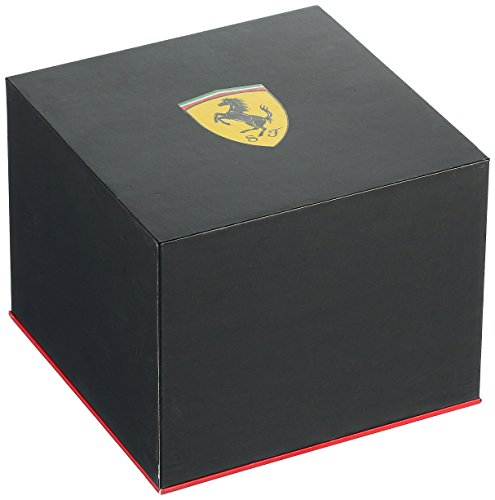 フェラーリ 腕時計 メンズ 0830302 Ferrari Men's 'Redrev' Quartz Black Casual Watch (Model: 0830302)フェラーリ 腕時計 メンズ 0830302