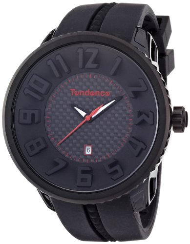 テンデンス 腕時計 メンズ 02043019 Tendence Gulliver Round Fiber Men's Watch 02043019テンデンス 腕時計 メンズ 02043019