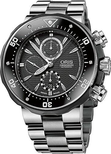 オリス 腕時計 メンズ 01 674 7630 7154-SET Oris Divers ProDiver Mens Watch 674-7630-7154SETオリス 腕時計 メンズ 01 674 7630 7154-SET